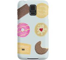 Biscuits for Tea Samsung Galaxy Case/Skin