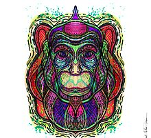Psychedelic  by Milena Taranu