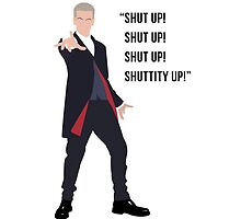 The Twelfth Doctor by Yourmate