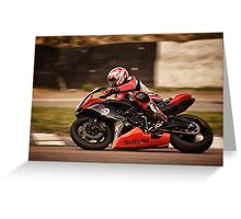 The Motorcycle Diaries - 006 Greeting Card