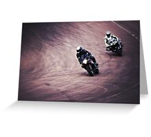 The Motorcycle Diaries - 007 Greeting Card