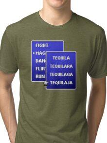 Select Magic Level for Tonight Tri-blend T-Shirt