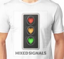 MIXED SIGNALS Unisex T-Shirt