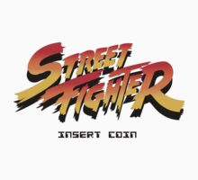 Street Fighter by ZANDERILLOS