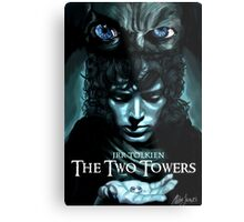 The Two Towers Metal Print