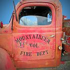 Firetruck Entry by debidabble
