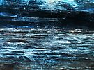 Midnight Marinescape (Kyanite) by Stephanie Bateman-Graham
