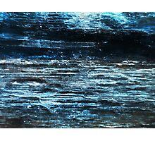 Midnight Marinescape (Kyanite) Photographic Print