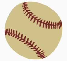 Baseball ball One Piece - Short Sleeve