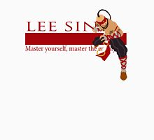 Lee Sin - Master Yourself, Master the Enemy T-Shirt