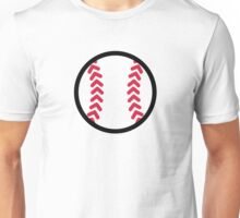 Baseball ball Unisex T-Shirt