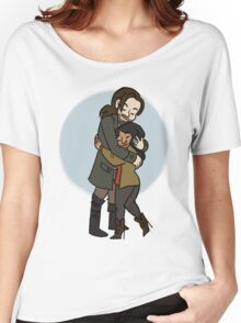 Sleepy Hollow Valentine Women's Relaxed Fit T-Shirt