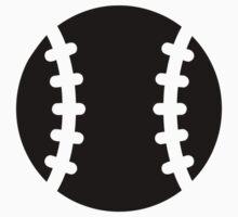 Baseball icon symbol Kids Tee