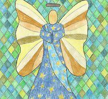 Starry Night Angel by gt6673