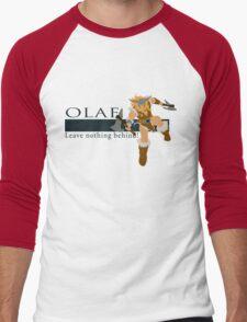Olaf - Leave Nothing Behind! Men's Baseball ¾ T-Shirt