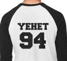 Sehun EXO:YEHET Baseball shirt Men's Baseball ¾ T-Shirt