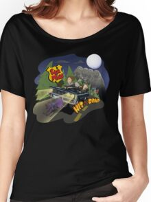 Sam and Dean hit the road Women's Relaxed Fit T-Shirt