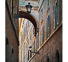 Streets Photographic Print