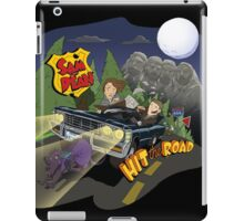 Sam and Dean hit the road iPad Case/Skin