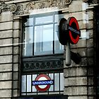 Green Park Station London Cell Case by Jonicool