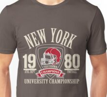 Vintage Print Unisex T-Shirt