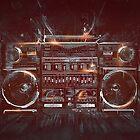 DARK RADIO by ptitecaostore