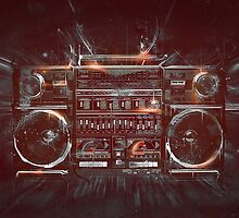 DARK RADIO by ptitecaostore