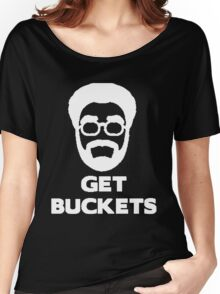 Uncle Drew get buckets Women's Relaxed Fit T-Shirt