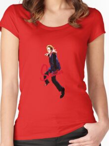 Mike Strutter Women's Fitted Scoop T-Shirt