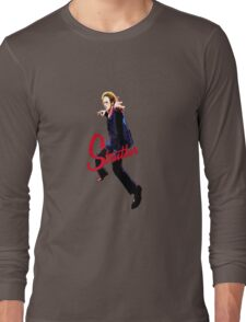Mike Strutter Long Sleeve T-Shirt