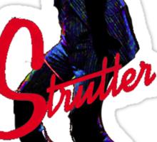 Mike Strutter Sticker