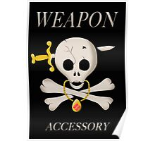 Weapon Accessory - Final Fantasy VII Poster