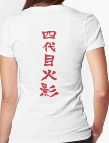 Fourth Hokage Kanji T-Shirt