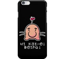 hEllO mR.sAtURn, zOOm! iPhone Case/Skin