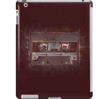 DARK TAPE iPad Case/Skin