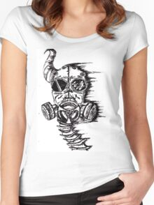Something Diabolical Women's Fitted Scoop T-Shirt