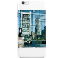 Reflecting the Boston Federal Building - iPhone case iPhone Case/Skin