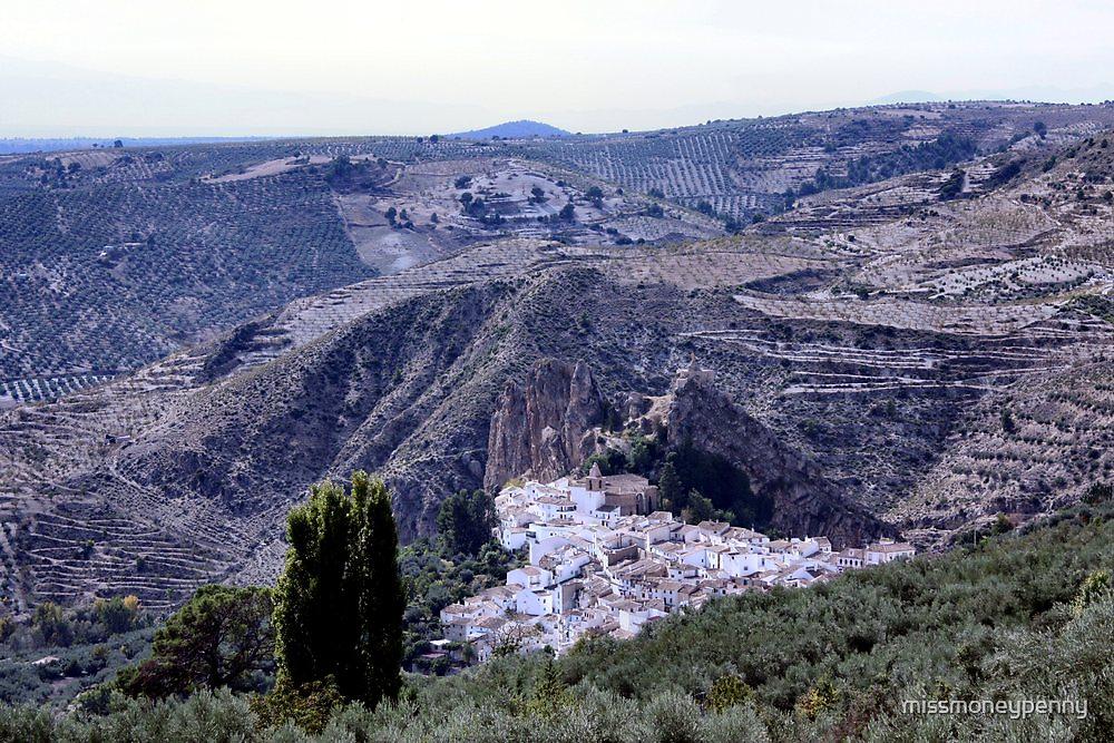 Valley village by missmoneypenny