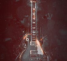 DARK GUITAR by ptitecaostore