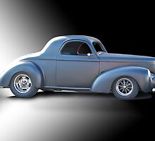 1941 Willys Coupe Studio by DaveKoontz