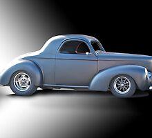 1941 Willys Coupe Studio by DaveKoontz