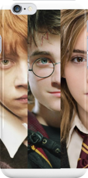 Harry Potter - The Wizard Trio by maxbrown