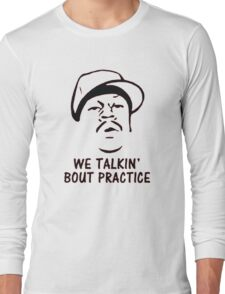 Allen Iverson Practice Long Sleeve T-Shirt