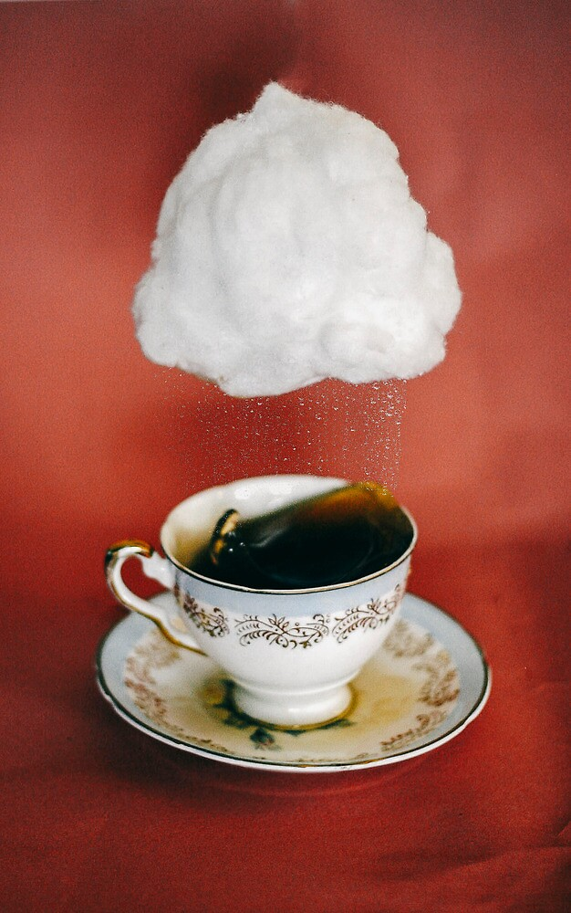 storm in a teacup  by Tess Smith-Roberts