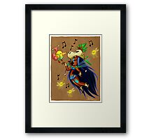 Holly Luya Framed Print