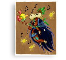 Holly Luya Canvas Print