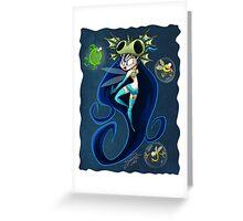 Annetta Fish Greeting Card