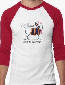 No Bull Love My Bull Terrier T-Shirt