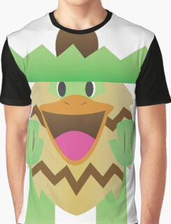 The Happiest Ludicolo Graphic T-Shirt