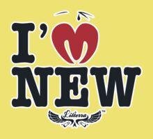 I'm New Kids Tee